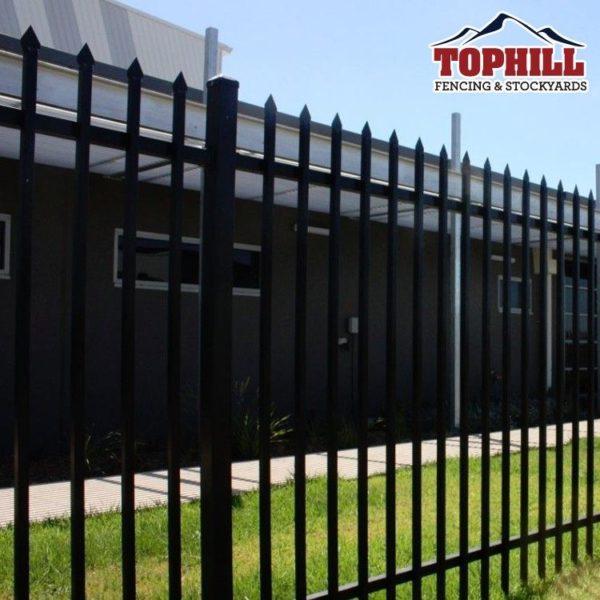 Tubular Security Fencing