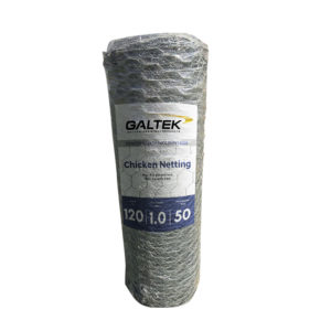 Chicken Wire Netting 120-1.0-50