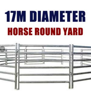 17M Horse Round Yard
