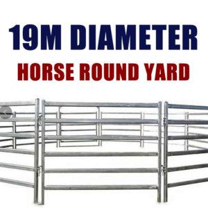 19M Horse Round Yard