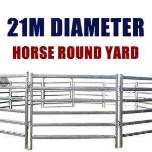 21M Horse Round Yard