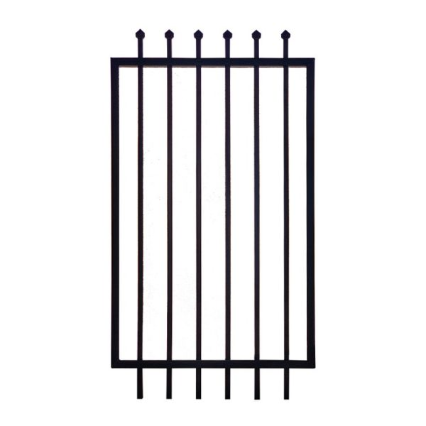 975w x 1800h security gate