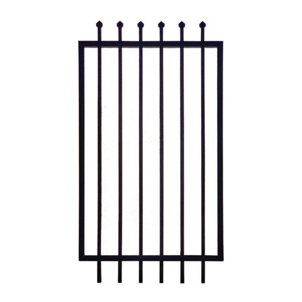 975w x 2100h security gate