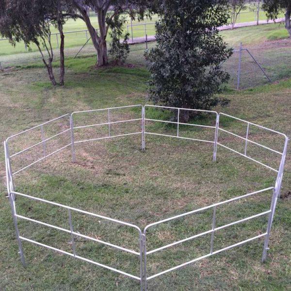 Horse Float Panel