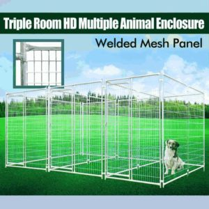 Triple Room Multiple dog run