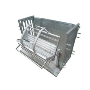 Sheep Turnover Crate Catcher
